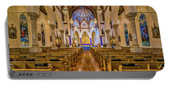Ascension Catholic Church Portable Battery Charger
