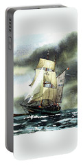 F  758  Asgard 11 Often Sailed Along The Wild Atlantic Way Portable Battery Charger