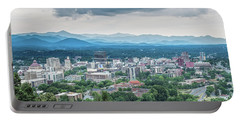 Asheville Afternoon Cropped Portable Battery Charger