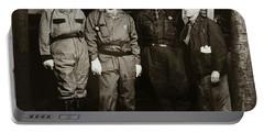 Ashley Pa  Glen Alden Coal Co  Huber Coal Breaker 1962 Portable Battery Charger