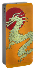 Asian Dragon Icon No. 1 Portable Battery Charger
