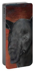 Asian Tapir Portable Battery Charger