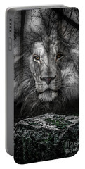 Aslan And The Stone Table Portable Battery Charger