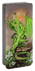 Asparagus Dragon Portable Battery Charger