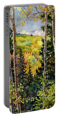 Aspen Afternoon Portable Battery Charger