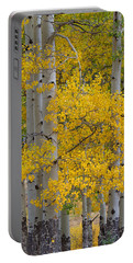 Aspen Bouquet Portable Battery Charger