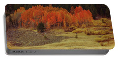 Aspen, October, Hope Valley Portable Battery Charger