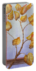 Aspen  Portable Battery Charger by Ruth Kamenev