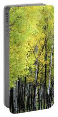 Aspen Splendor Portable Battery Charger