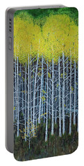 Aspen Stand The Painting Portable Battery Charger