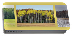 Aspen Triptych Portable Battery Charger