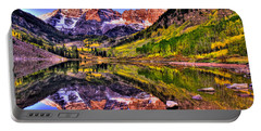 Aspen Wonder Portable Battery Charger by Scott Mahon