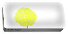 Aspen Yellow Portable Battery Charger
