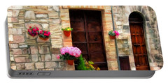 Assisi Doorways Portable Battery Charger