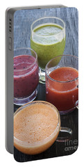 Assorted Smoothies Portable Battery Charger