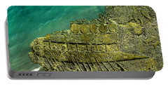 Assyrian Warship Portable Battery Charger