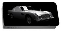 Aston Martin Db5 Portable Battery Charger