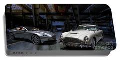 Aston Martin Db5 Db11 Portable Battery Charger