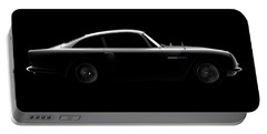 Aston Martin Db5 - Side View Portable Battery Charger
