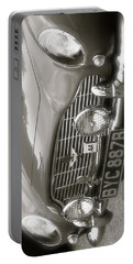 Aston Martin Db5 Smart Phone Case Portable Battery Charger by John Colley