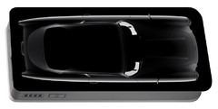 Aston Martin Db5 - Top View Portable Battery Charger