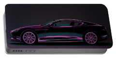 Aston Martin Dbs V12 2007 Painting Portable Battery Charger