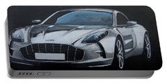 Aston Martin One-77 Portable Battery Charger