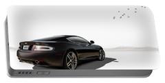 Aston Martin Virage Portable Battery Charger