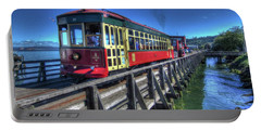 Astoria Riverfront Trolley Portable Battery Charger