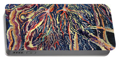 Astrocytes Microbiology Landscapes Series Portable Battery Charger