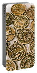 Astrology Charms Portable Battery Charger