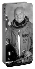 Astronaut John Glenn - 1998 Portable Battery Charger