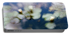 At Claude Monet's Water Garden 4 Portable Battery Charger