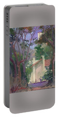 At Jourey's End Plein Air Portable Battery Charger
