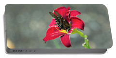 At One With The Orchid 2 Portable Battery Charger