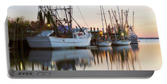 At Rest - Shem Creek Portable Battery Charger