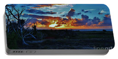 At Sunset Portable Battery Charger