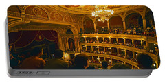 At The Budapest Opera House Portable Battery Charger