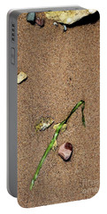 At Waters Edge 04 Portable Battery Charger by Jimmy Ostgard