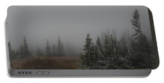 At Winter's Door Portable Battery Charger