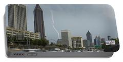 Atlanta Daytime Lightning Portable Battery Charger