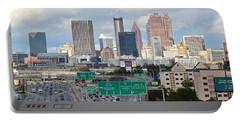 Atlanta Daytime Panoramic Portable Battery Charger
