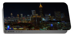 Atlanta Nights Portable Battery Charger