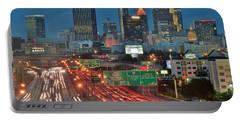 Atlanta Rush Hour Portable Battery Charger