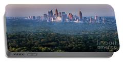 Atlanta Skyline Portable Battery Charger
