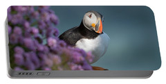 Atlantic Puffin - Scottish Highlands Portable Battery Charger