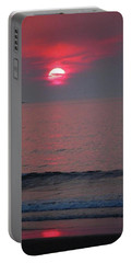 Atlantic Sunrise Portable Battery Charger by Sumoflam Photography
