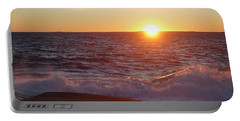 Atlantic Sunset Portable Battery Charger