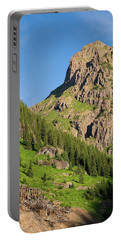 Portable Battery Charger featuring the photograph Atlas Mine by Steve Stuller