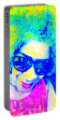 Atomic Woman  Portable Battery Charger